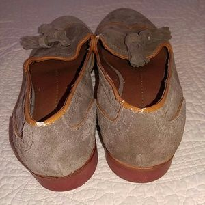 Dolce Vita Shoes - Dolce Vita Suede Tassel Loafers Shoes 8